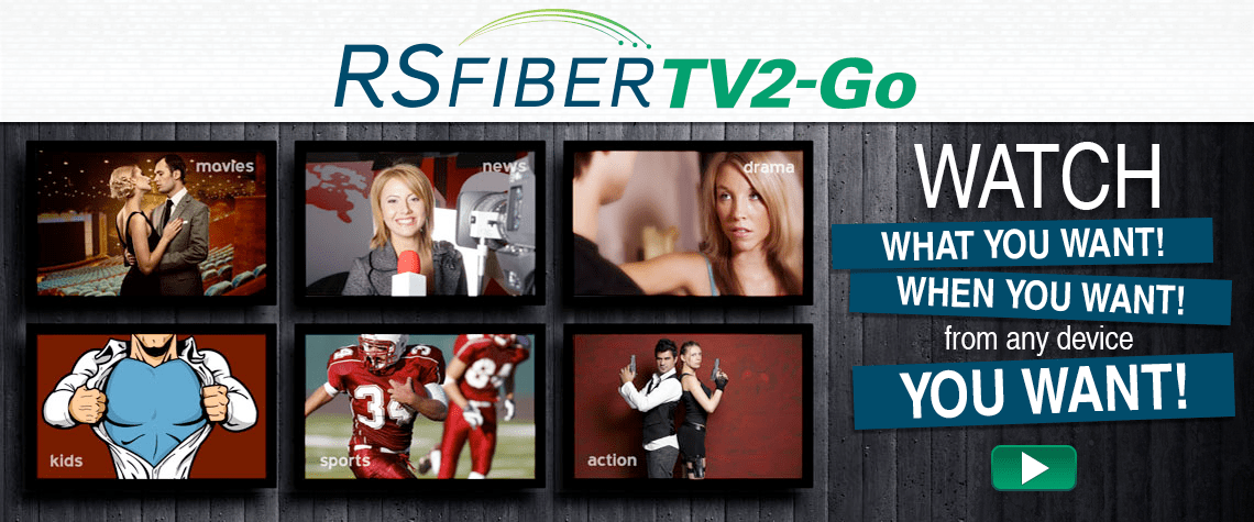 RS Fiber TV2-Go